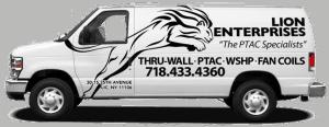 Lion Enterprises truck